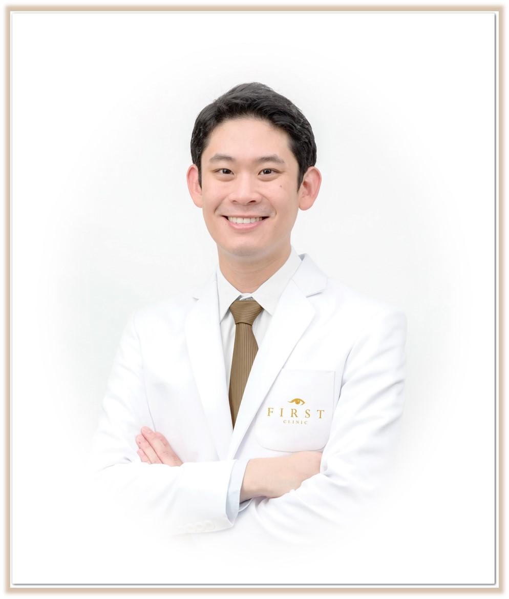นพ. ลัทธพล ม้าลายทอง ,หมอเฟิสท์, First Clinic