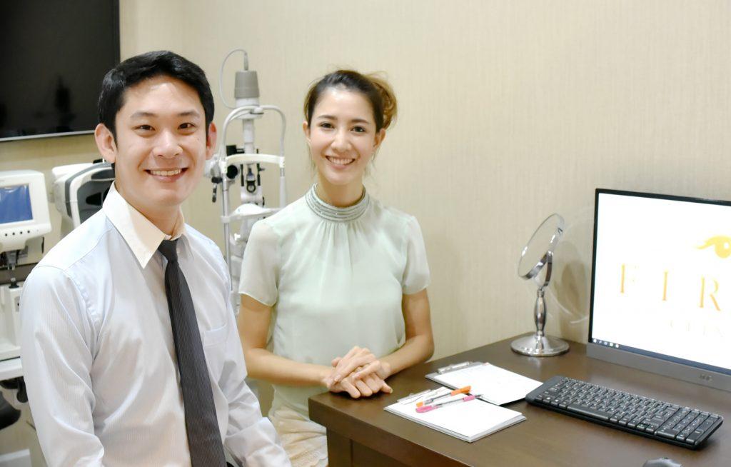บรรยากาศร้าน First Clinic